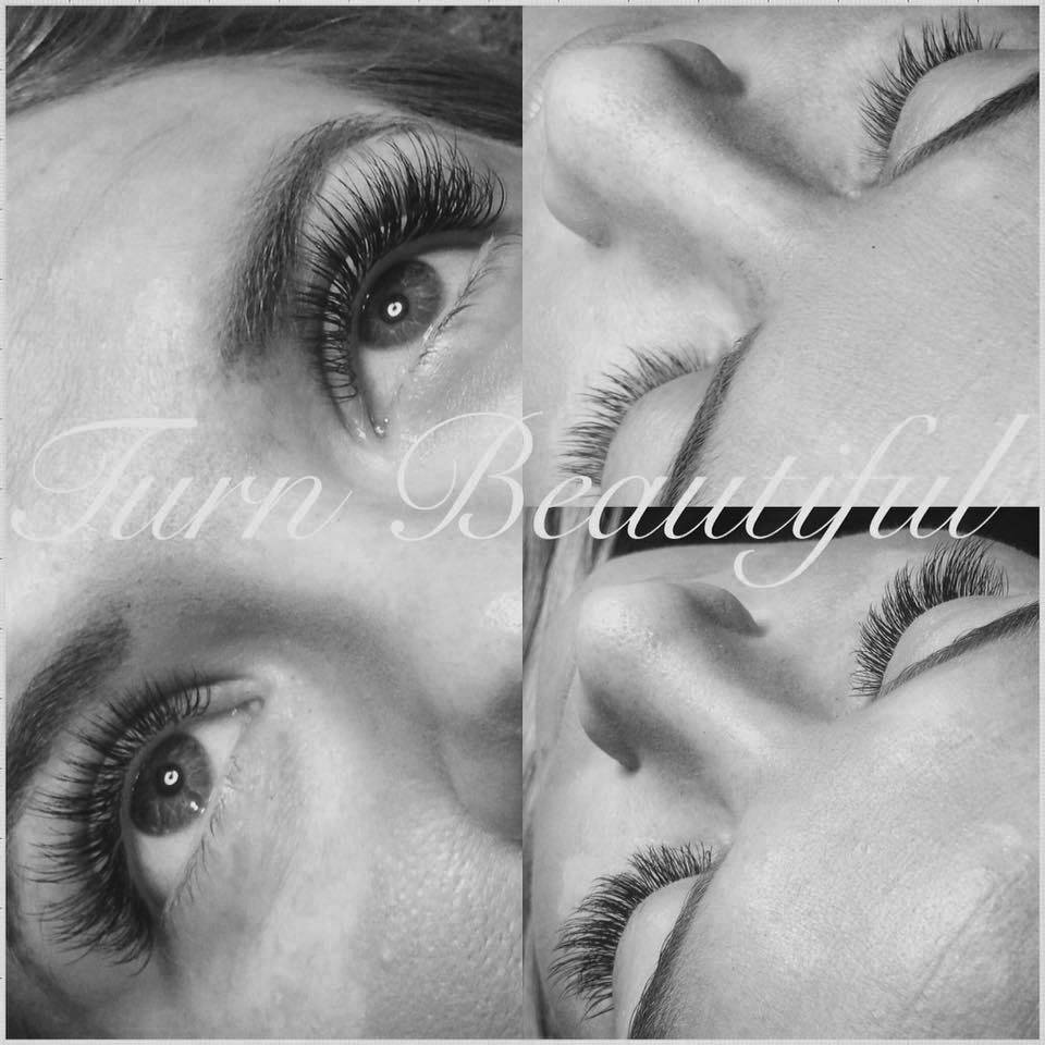 turn beautiful lashes brighton