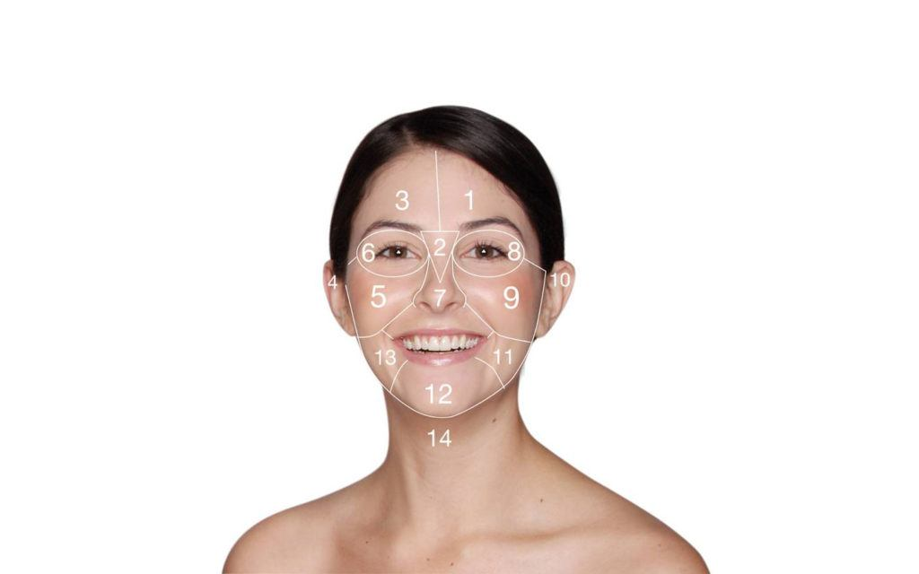 Dermalogica Facial Mapping