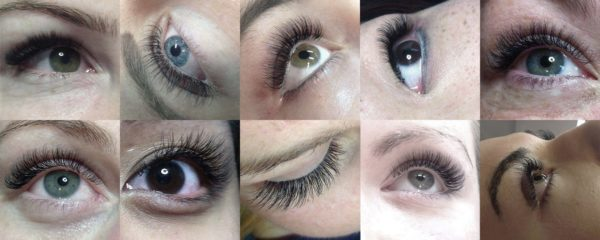 eyelash extensions Turn Beautiful