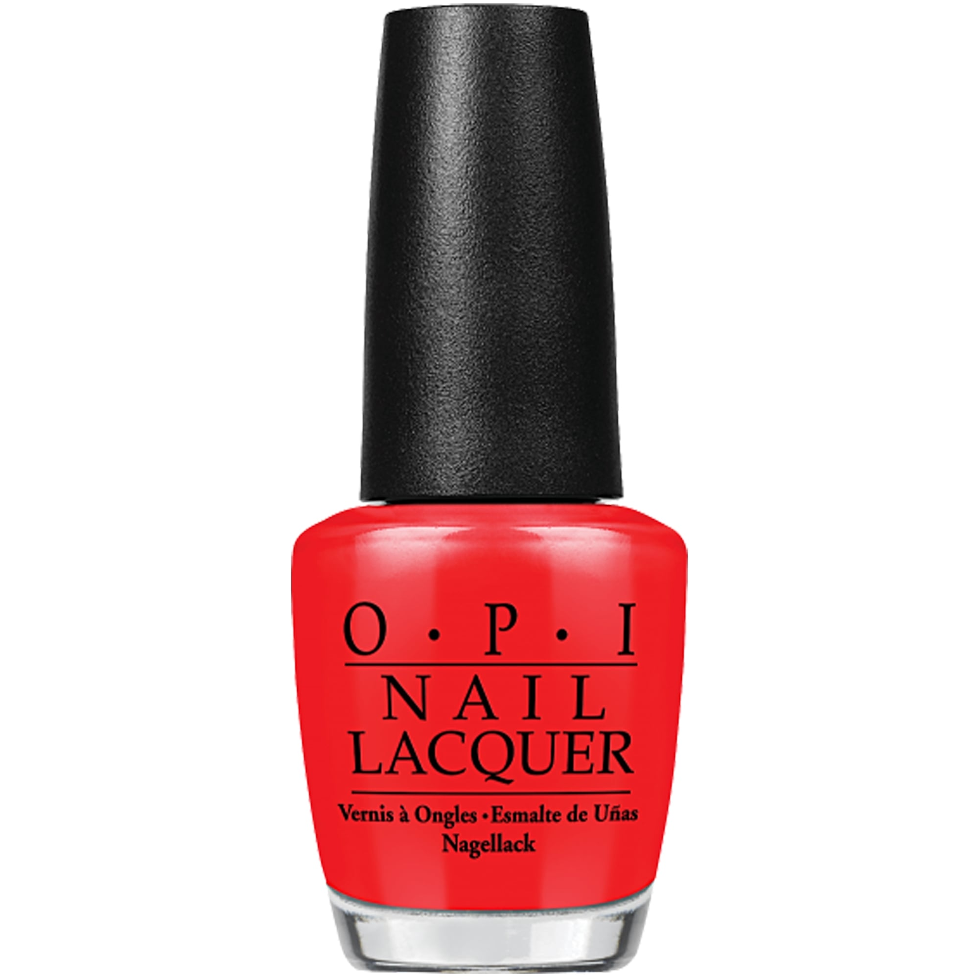 OPI Nail Lacquer - The Thrill of Brazil | Turn Beautiful