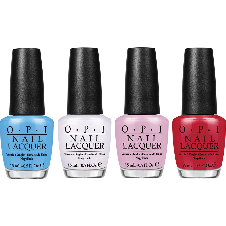 OPI Nail Polish Mini Kit - Alice in Wonderland | Turn Beautiful