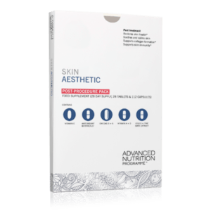 Advanced Nutrition Programme Skin Aesthetic Post Procedure Pack