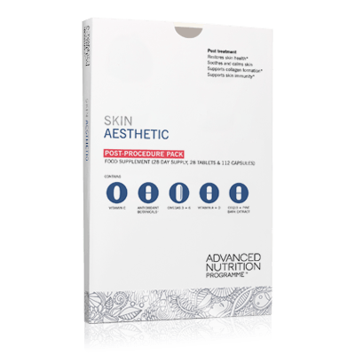 Advanced Nutrition Programme Skin Aesthetic Post Procedure Pack
