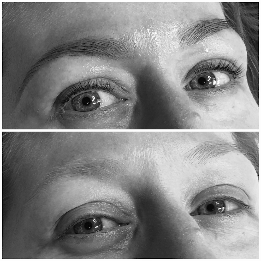 Brow Wax and Tint Training Turn Beautiful