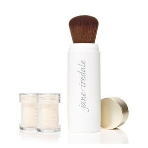 Jane Iredale Powder Me SPF Refillable Brush Dry Sunscreen