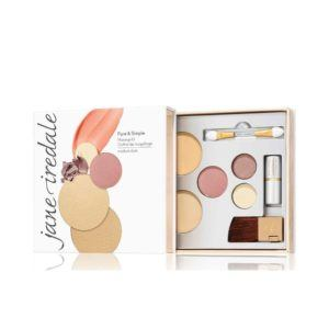 Jane Iredale Pure & Simple Skin Kit Medium Dark