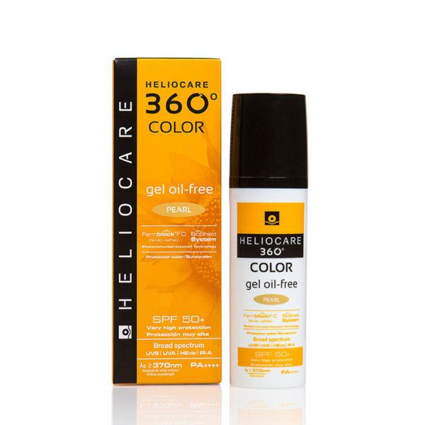 Heliocare 360 Color Gel Oil Free Pearl
