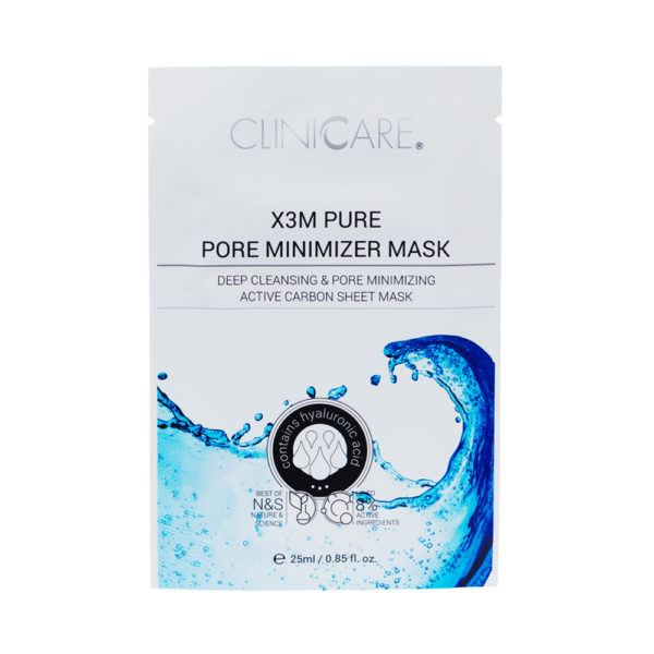 Cliniccare X3M Pure Pore Minimizer Mask