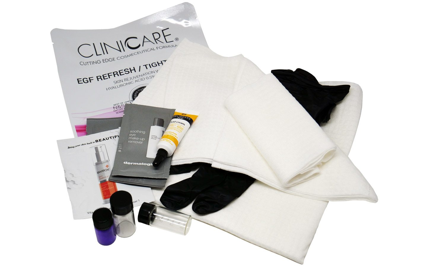 Turn Beautiful Guided Facial Treatment Product Pack*