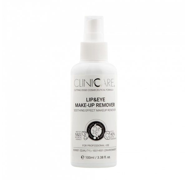 Cliniccare Lip & Eye Makeup Remover
