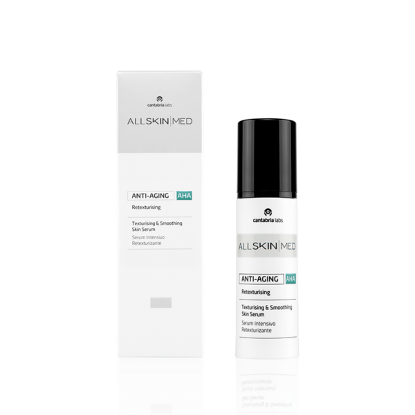 AllSkinMed AHA Texturising and Smoothing Serum