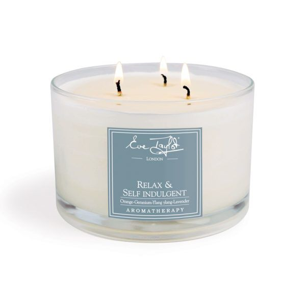 Eve Taylor Relax And Self Indulgent 3 Wick