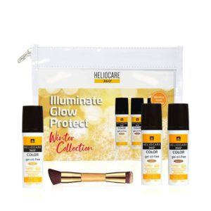 Heliocare® 360° Illuminate, Glow & Protect Winter Collection