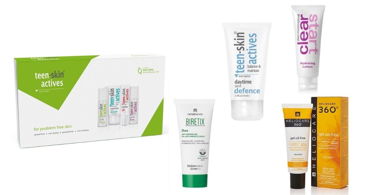 Teenage Skincare