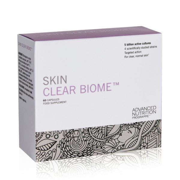 Advanced Nutrition Programme Skin Clear Biome
