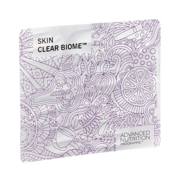 Advanced Nutrition Programme Skin Clear Biome Blister Pack