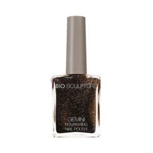 Gemini Nail Polish Embellished Onyx No.137