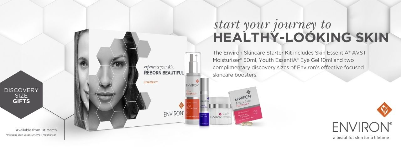 Environ's New Skin Kit for 2021
