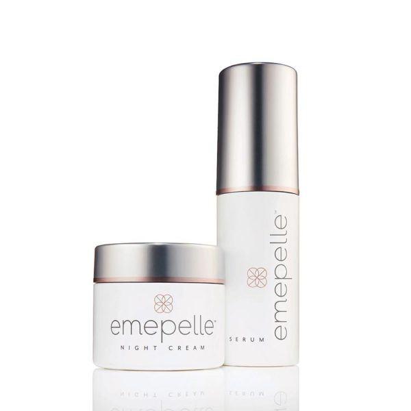 Emepelle Duo Day Serum and Night Cream
